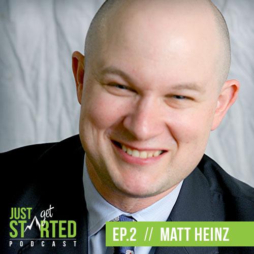 Matt Heinz with Heinz Marketing