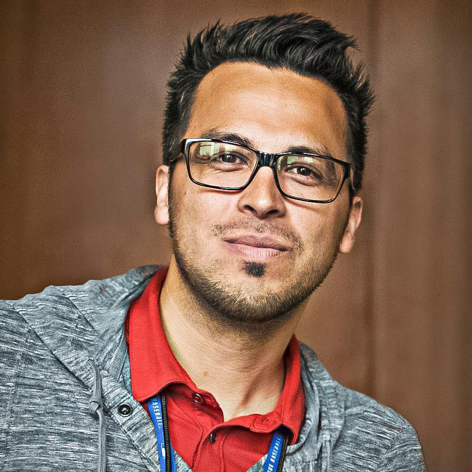 Chris David Garcia Profile Headshot