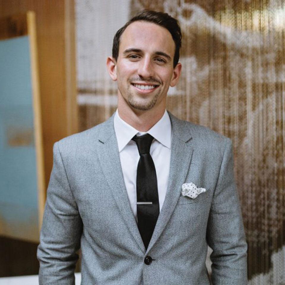 Anthony Sarandrea Profile Headshot