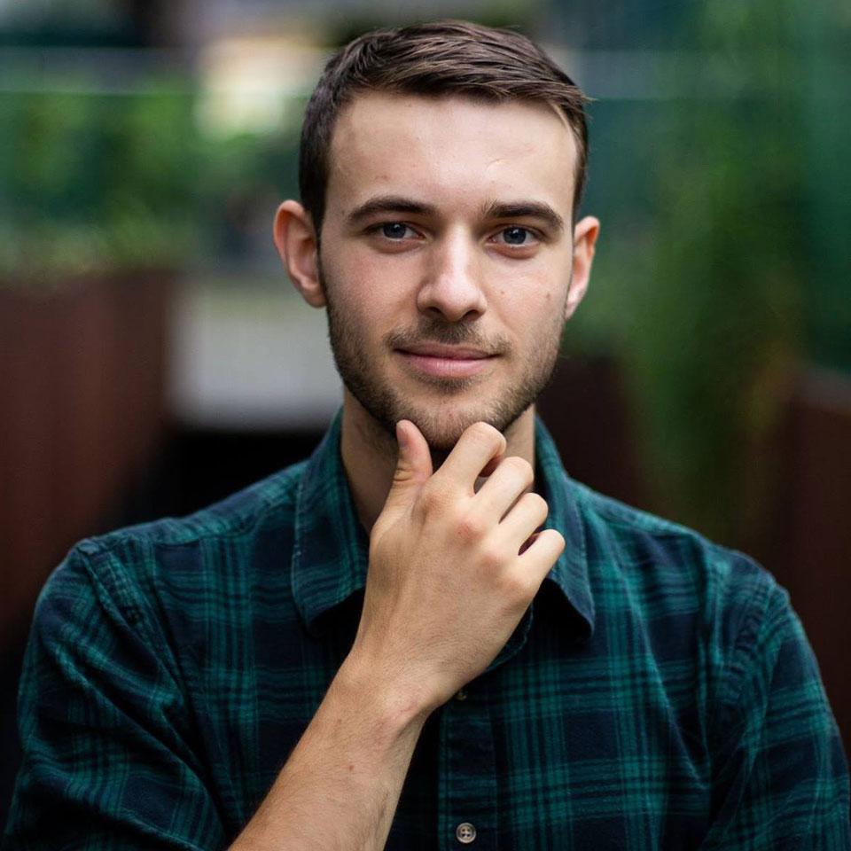 Ben Bradbury Profile Headshot