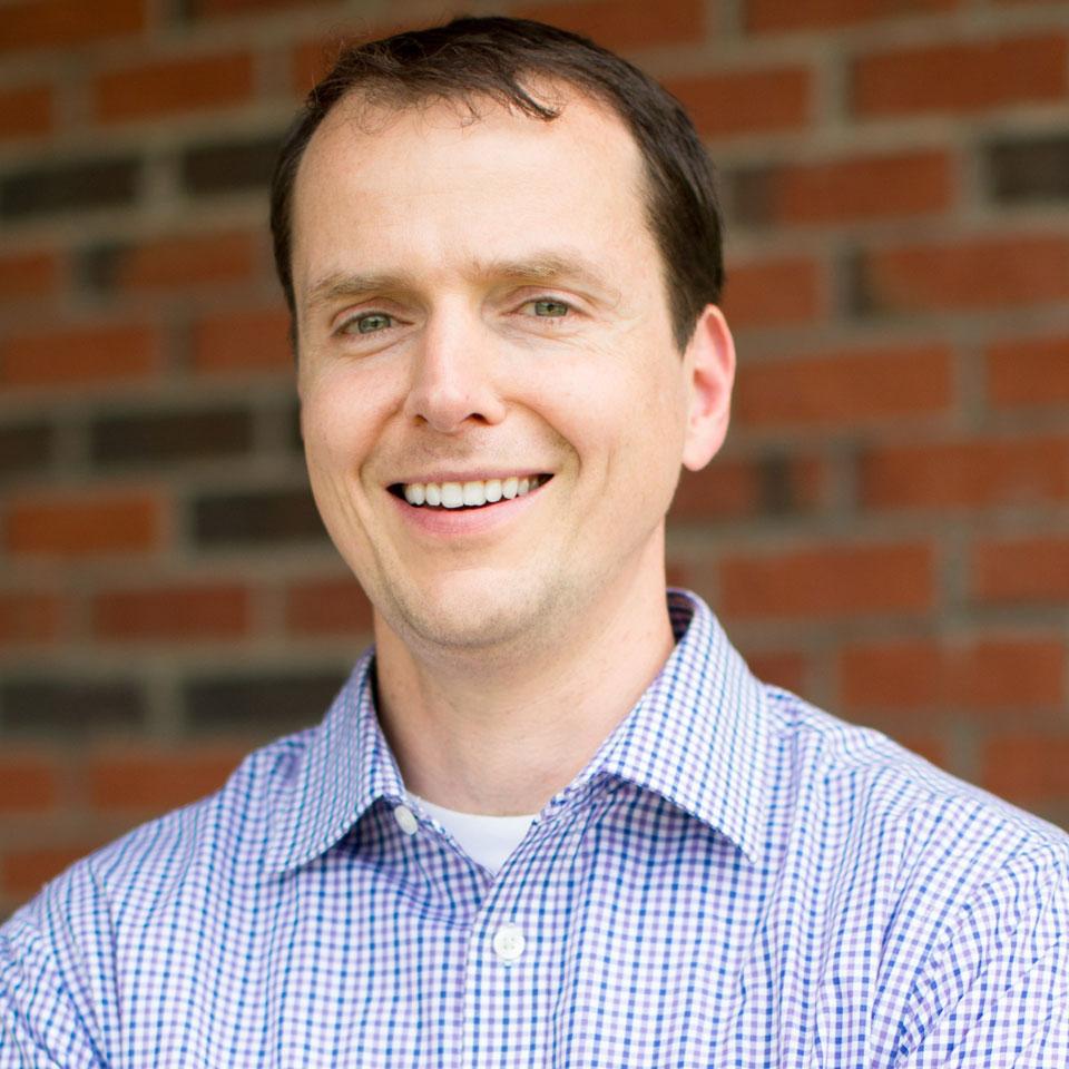 Dr. Aaron Hartman Profile Headshot