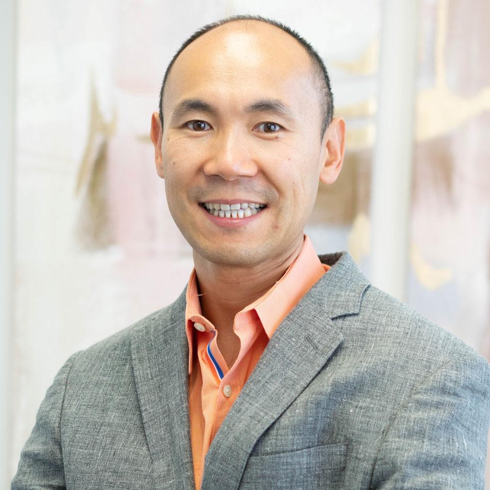 John Vuong Profile Headshot