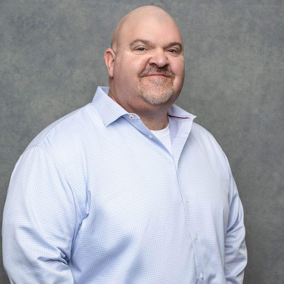 Dave Menz Profile Headshot