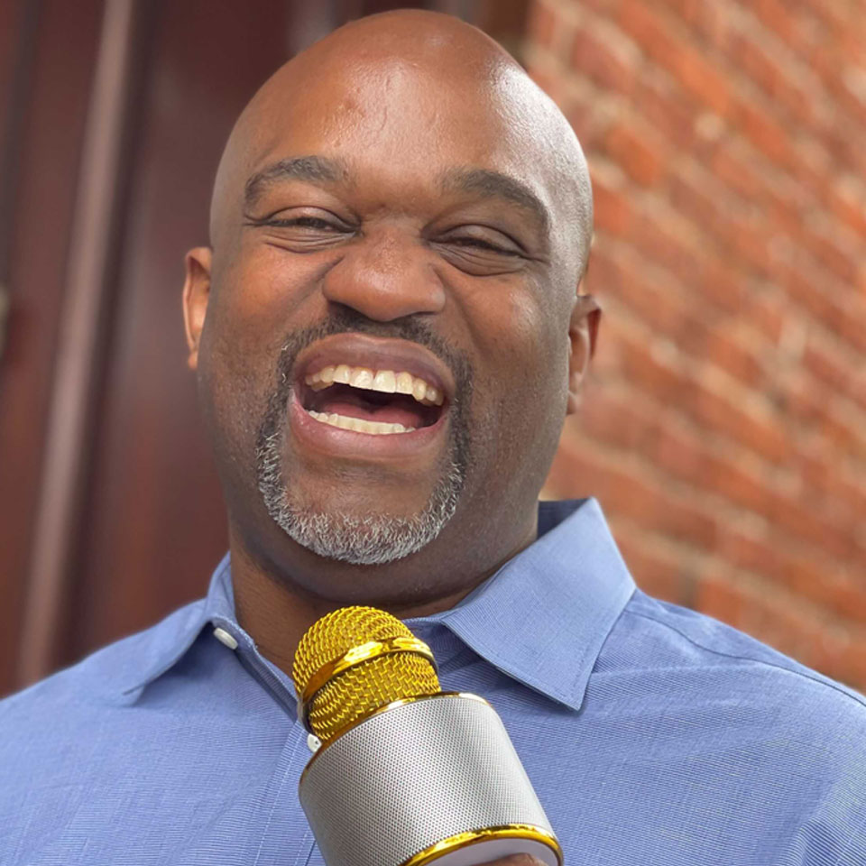 Larry Long Jr. Profile Headshot